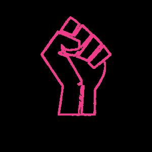 Raised Fist symbol